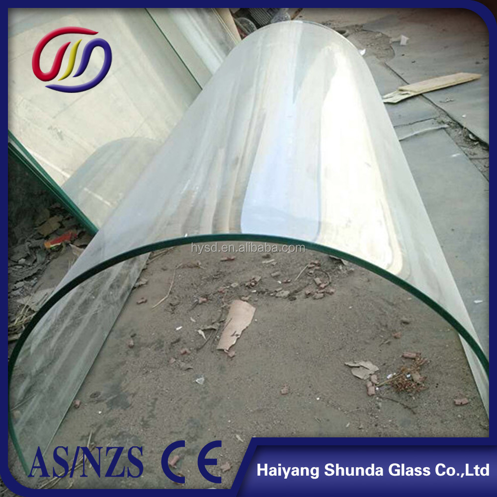 Beijing Haiyangshunda aluminum curved glass arched windows/curved sliding window/villa window