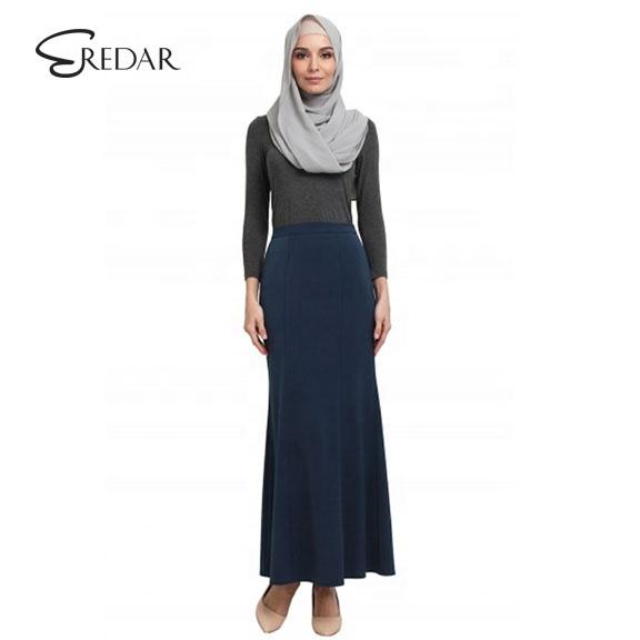 grand choix de cddc4 0deac Grossiste jupes longues musulman-Acheter les meilleurs jupes ...