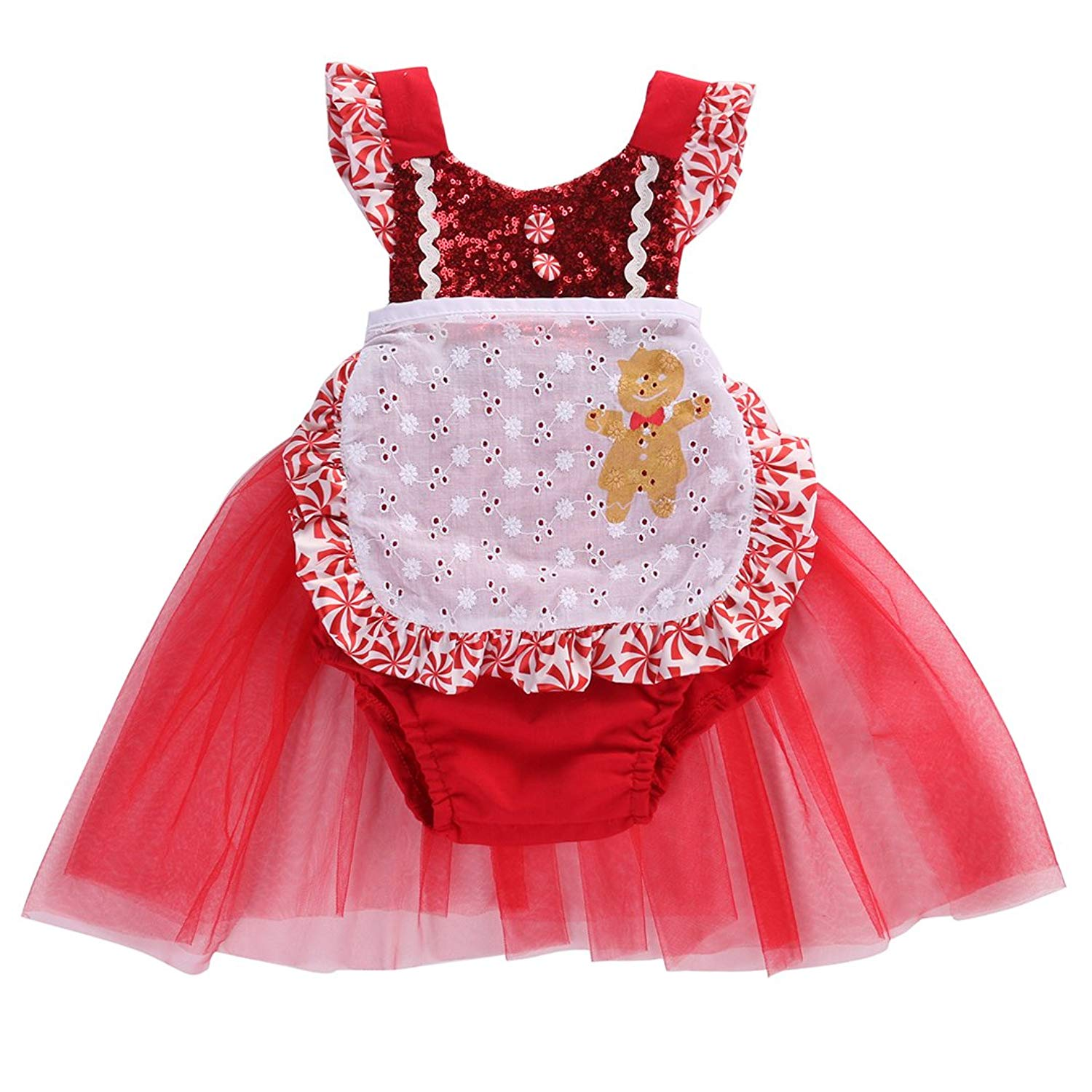 Pumsun Children Summer Dress Sleeveless Printed Princess Dress Children Kids Outfits Clothes