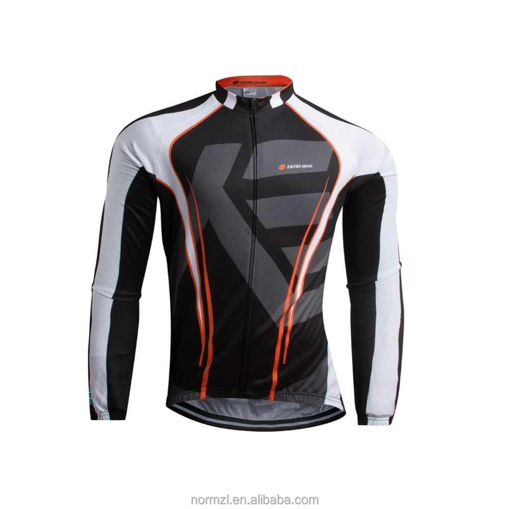 New Sport Outdoor Pirate cycling jersey men long sleeve bike bicycle wear bike bicycle wear rider apparel