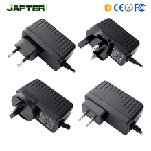 Factory wholesale 13v 400ma ac dc adapter with EU US UK AU wall plug
