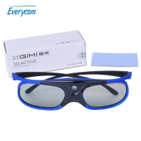 Original XGIMI Hi-Quality Virtual Reality 3D Glasses Shutter LCD Glass for xgimi z4 aurora H1 High Luminousness Internal Battery