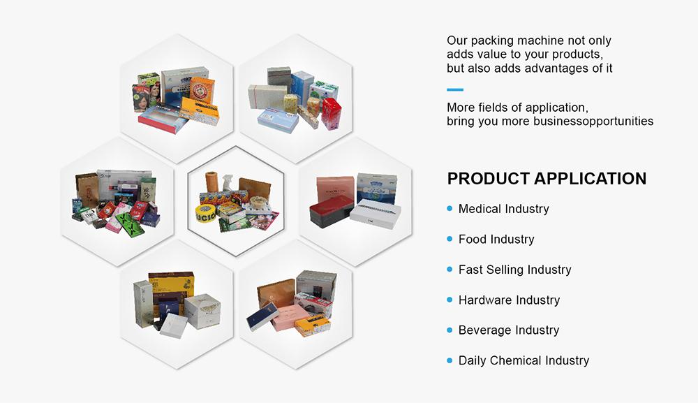 BTB-350 Alta velocidade Automática Máquina De Embalagem De Celofane automática máquina de embalagem guardanapo sanitário