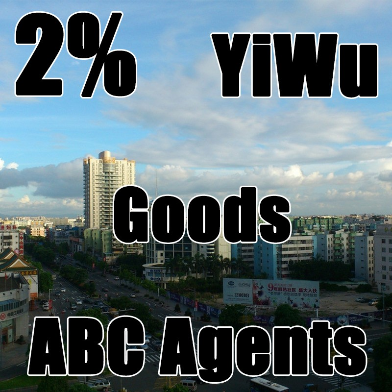 Reliable Yiwu agent Service 1.5% Commission russia buying agents