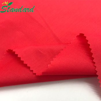 wholesale custom printed 100% cotton sateen solid dyed fabric