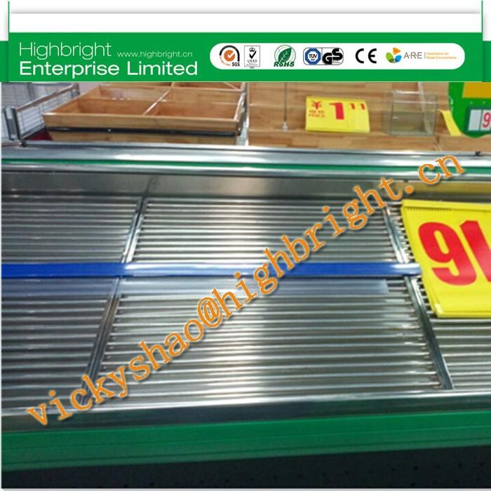 Stainless Steel Table Top Vegetable Drying Rack Supermarket