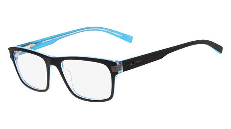 f535b3c249 Get Quotations · Eyeglasses NAUTICA N8111 001 BLACK