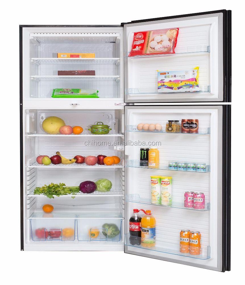 directly cooling double door BCD-490C Manual defrost refrigerator
