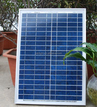 Top Supplier High Efficiency 12v 20w solar panel for led light