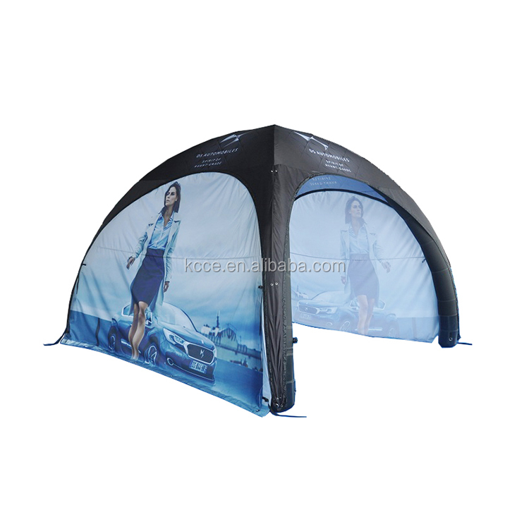 KCCE High Quality Inflatable Trade Show Exhibition  Wedding Party Tent