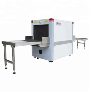 qualified x ray baggage scanner airport security equipment with high performance screening images