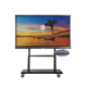 Gaoke Anti Glare 55 65 75 86 98 Inch LED LCD Display Monitor Interactive Flat Panel Touch Screen Smart TV