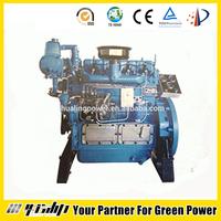 diesel outboard marine engine