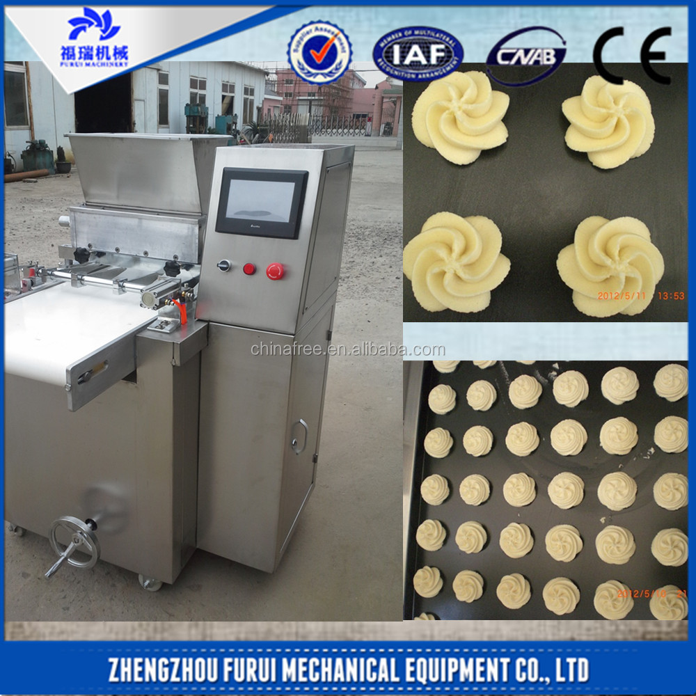 Easy to operate cookies filling machine/biscuit making machine with good price