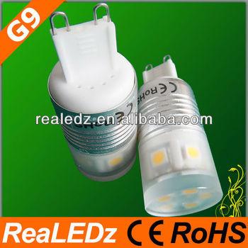 Full Spectrum G9 Led Light Bulbe14 High Power Led Bulb 7w 600lm ...