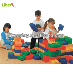 Liben LE.PD.060 Kids Large Toy Plastic New Style Building Blocks