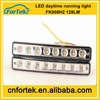 2014 new arrival!Top Quality Low Price 12v 2.4w Flexible LED Daytime Running Light FK-008-H2 made in china