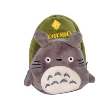 3d Plush Soft Cartoon Animal Cat Kids Backpack Buy Kids Backpack