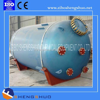 Glass Lined Storage Tank Water Storage Tank for Chemical Industries