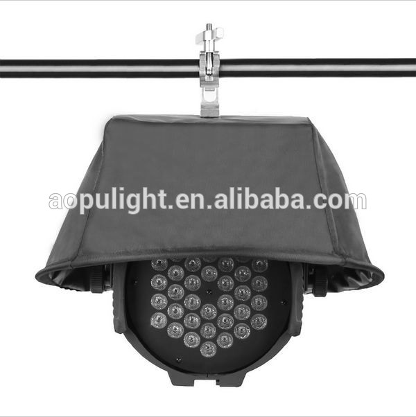 outdoor light sharpy beam moving head rain cover/shade equiment for stage light protect cover equipment