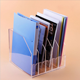 Cheap A3 a4 Acrylic Magazine shelf /brochure holder/book display stand