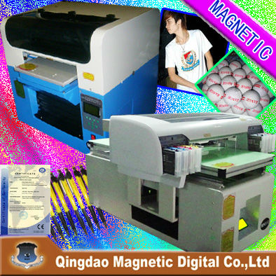 digital direct to t-shirt dtg printer/free RIP