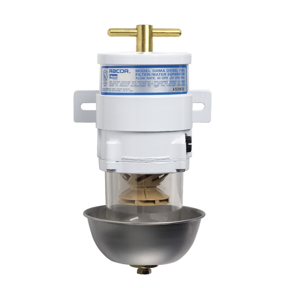 Get Quotations · RACOR FG-FUEL FILTER/WATER SEPARATOR