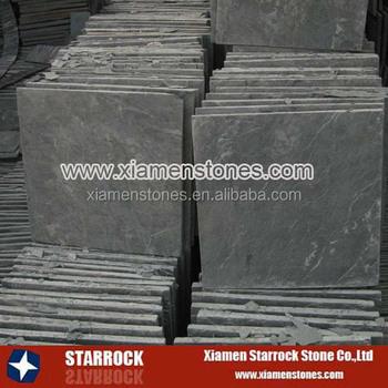 Natural Stone Wall Tiles Black Large Rectangular Slate Tile