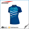 Top 10 oem women dry fit dye sublimation polo t-shirt