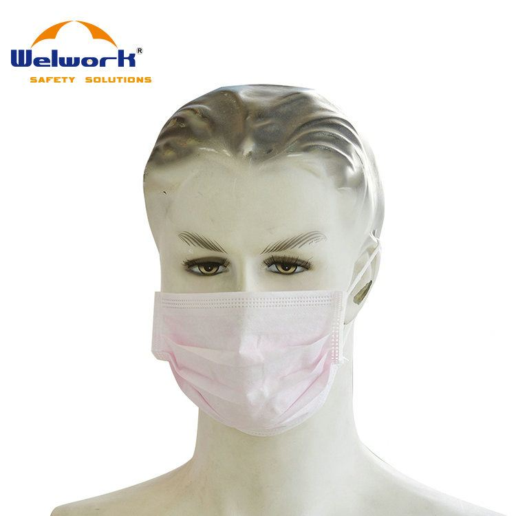 High Performance Custom Design 3 ply surgical face mask