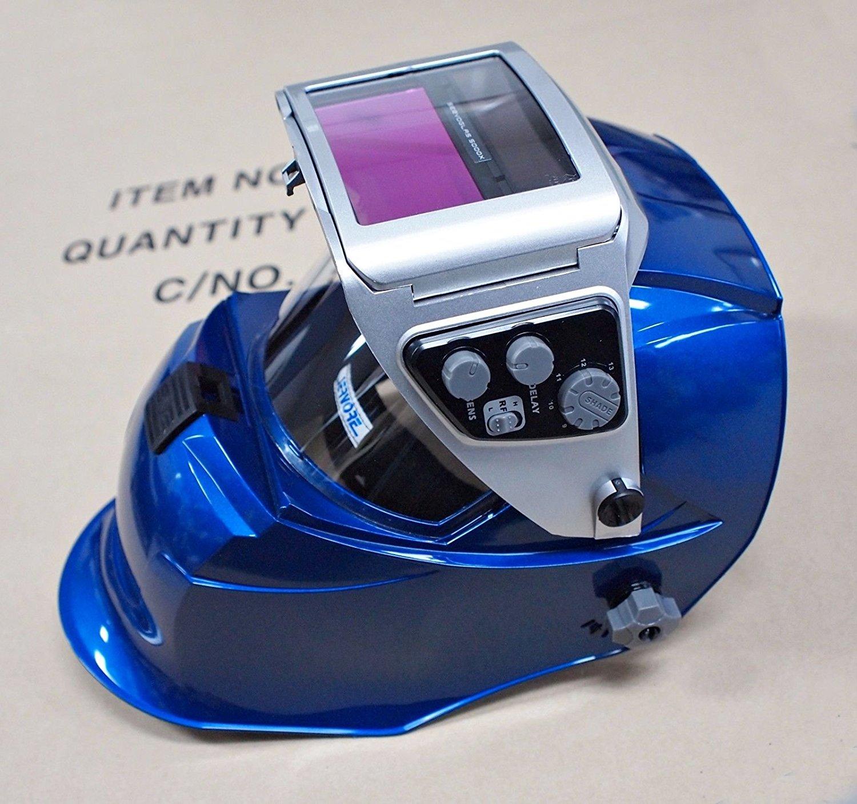 Servore 5000x-slide Blue Auto Lift Auto Darkening Welding Helmet Shade 9 To13