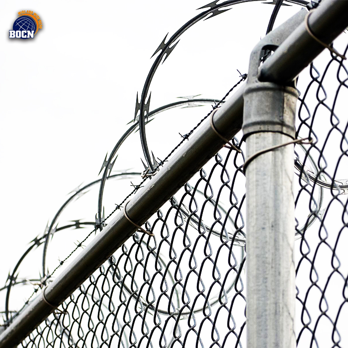 razor barbed wire mesh fence Type and doors and windows,Protecting Mesh