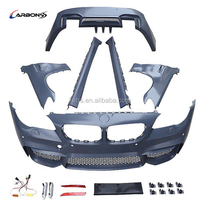 5 SERIES F10 M5 TYPE PP CAR BODY KIT BUMPER FOR BMW 2011-2016