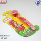 cute handle DuPont bristle oral care toothbrush for kids