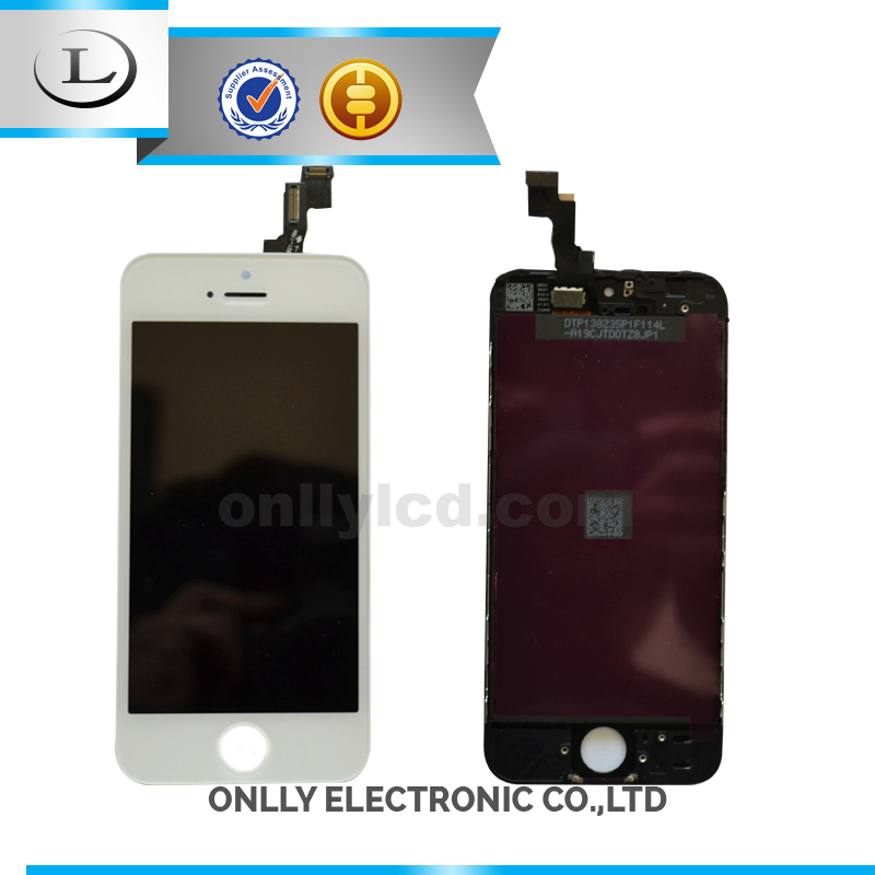 repair company for iphone 5s lcd OEM screen,for iphone 5s lcd mobile phone accessories with lcd panel display