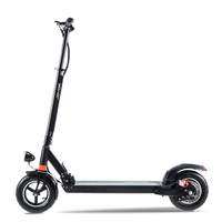 10inch 36V Two Wheel Electric Scooter Adults Foldable Stand Up Mobility Scooter