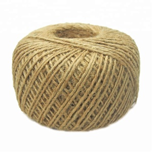 100% Natural 3ply heavy duty jute twine wholesale