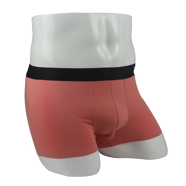 Fast delivery seamless underwear for girls men's cotton boxer briefs
