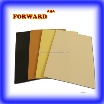 China Manufacturer Of High Quality Rubber Soling Sheet