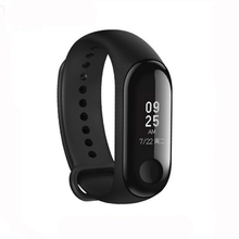 2018 Nieuwe Originele Xiaomi Mi Band 3 Smart Armband, 0.78 inch OLED Instant Bericht <span class=keywords><strong>Caller</strong></span> ID Weer Forecate Mi Band 3