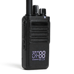 Hidden display long range stealth channel UHF CB Radio VHF UHF 99 Channels ham radio China