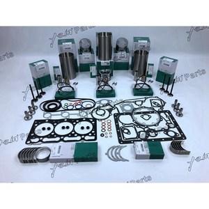 For KUBOTA D1105 piston ring cylinder liner kit engine rebuild kit