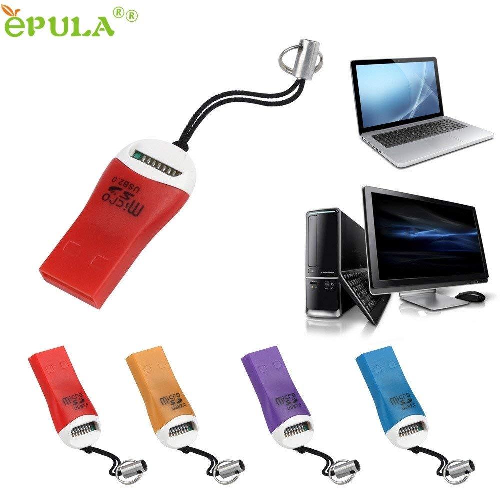 BUPADEALER Factory Price Binmer High Speed USB 2.0 Mini Micro SD T-Flash TF M2 Memory Card Reader