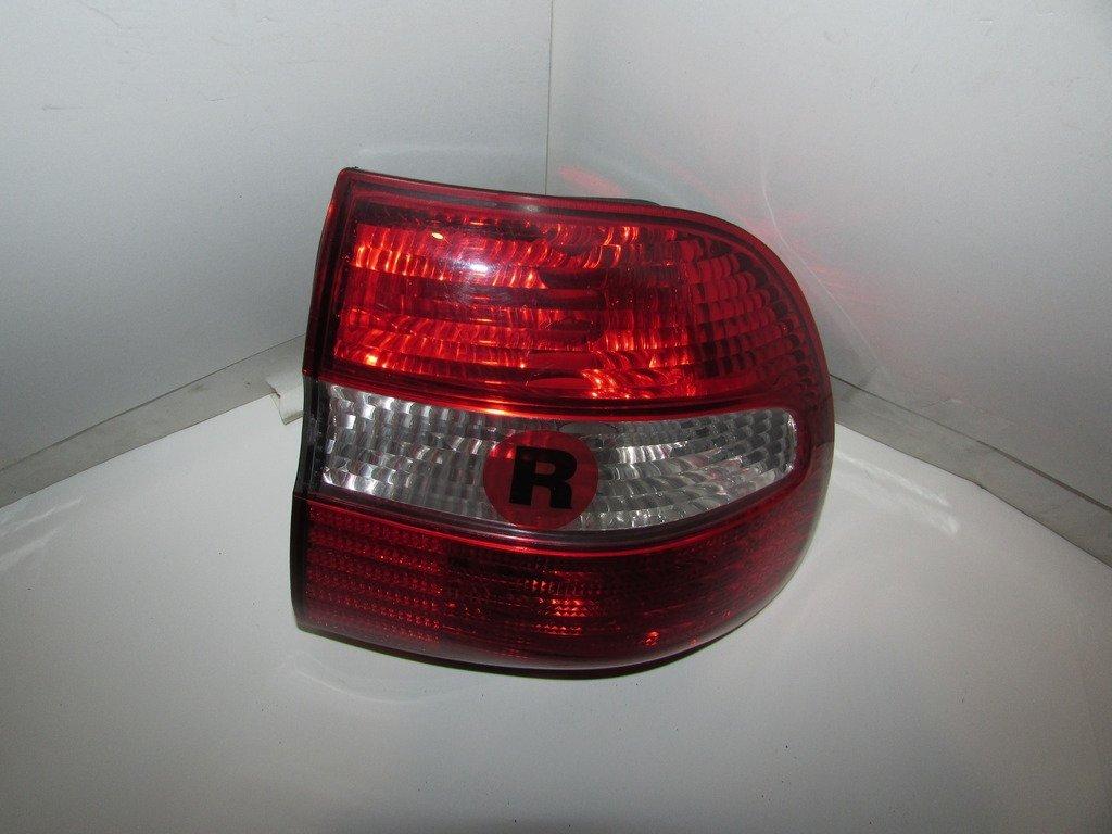 flexzon Rear back tail light lamp left LH side E-mark for