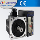 1.5KW 220V -240V 10N.M 130mm Frame 1500rpm PLC high precision digital servo motor and servo drive set