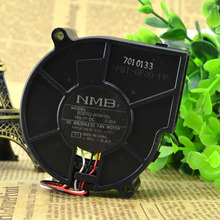 Original NMB 7020 BG0702-B094-00L 16V 0.26A 3 wire Projector cooling fan
