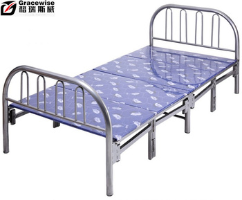 China net shop 5 star product steel single folding bed thailand folding bed prices folding ottoman bed