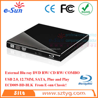 USB2.0 external Blu-ray/bluray CD-RW / DVD COMBO external dvd drive/external hard drive