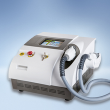 Ipl shr laser permanent hair removal machine with imported long life xenon lamp