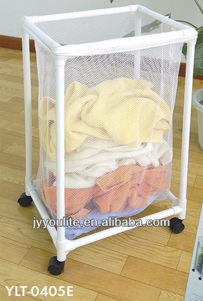 simple practical laundry basket and hamper